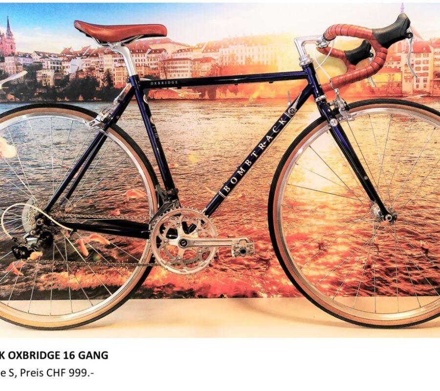Bombtrack Oxbridge 16 Gang